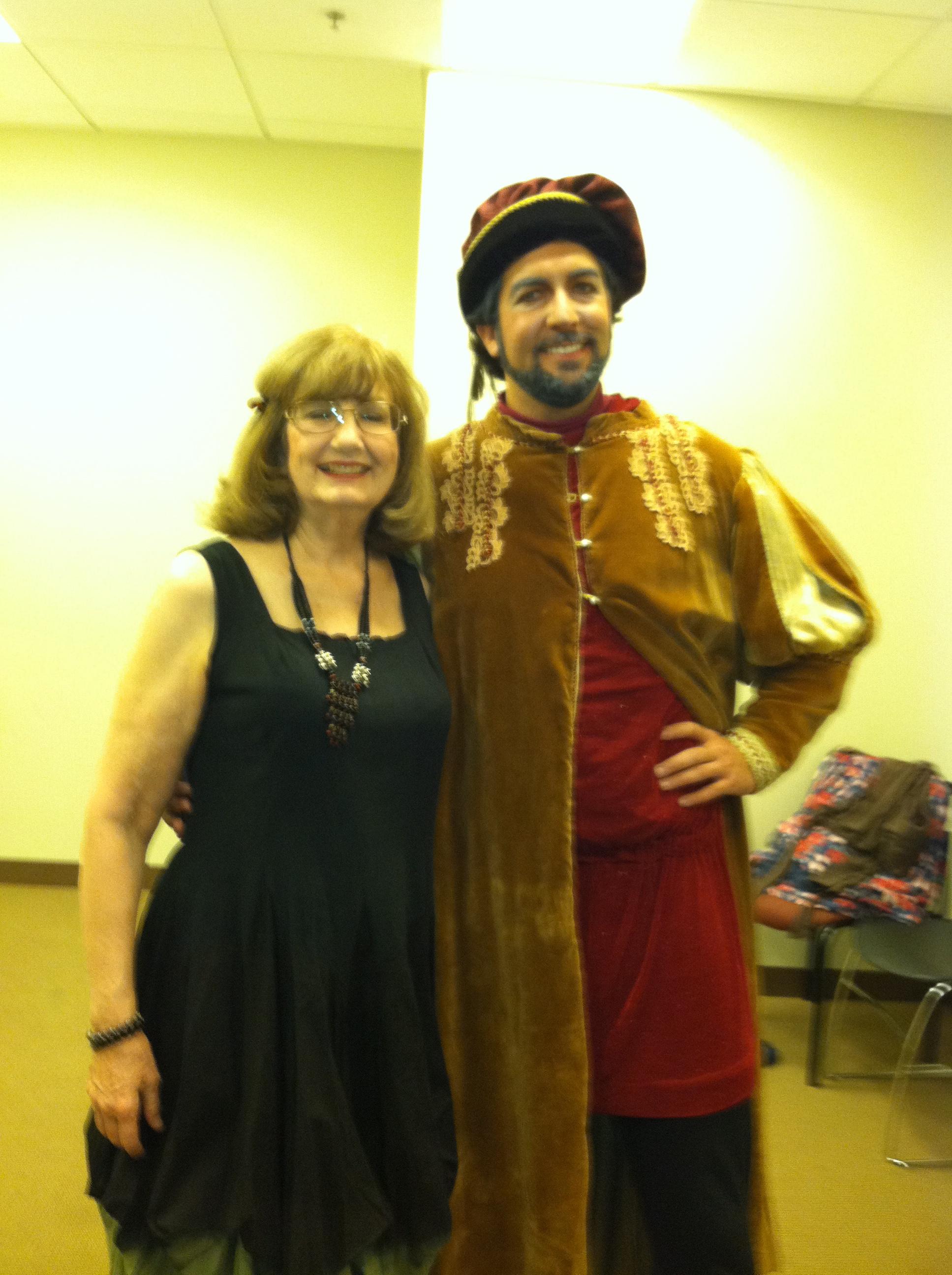 costume romeo et juliette